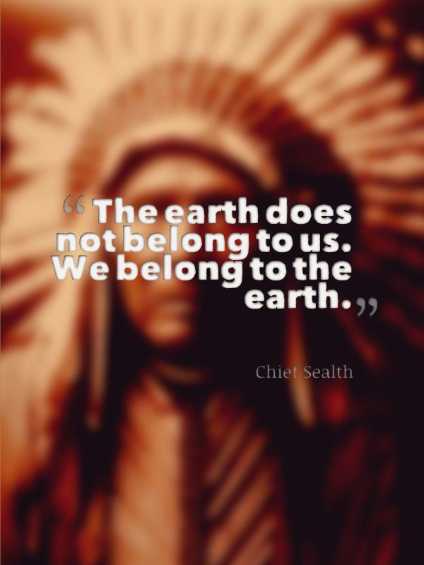 Native American Quotes, Sayings and Proverbs – Quotes for Seekers