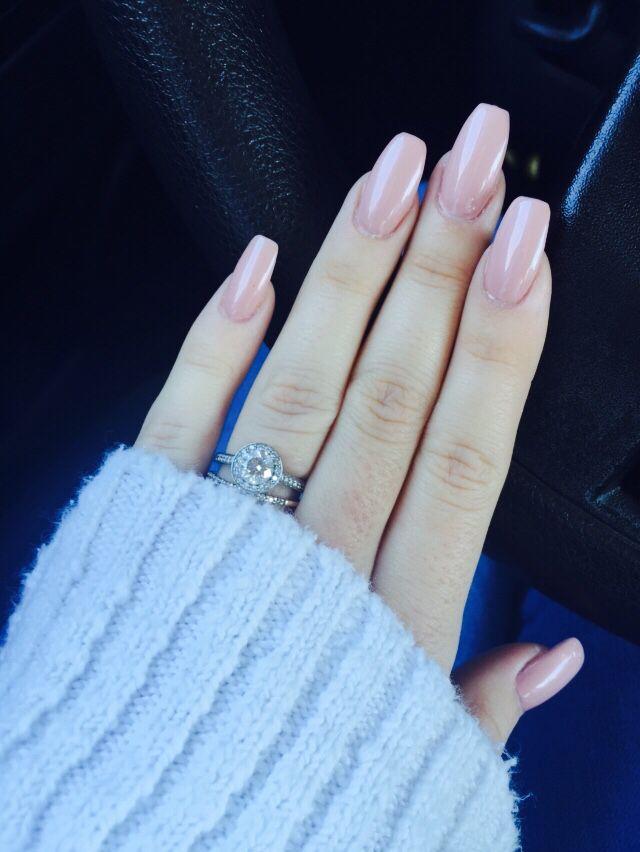 25 best ideas about blush nails on pinterest blush pink