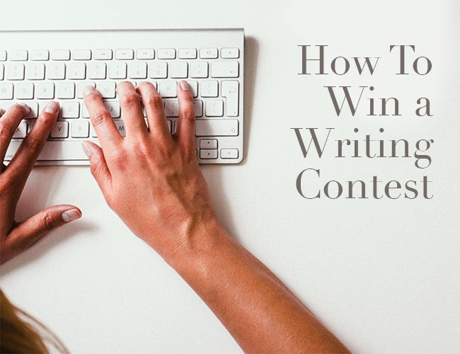 I've helped judge a dozen writing contests, and I've learned what makes a winning submission. Here's what I've learned about how to win a writing contest.