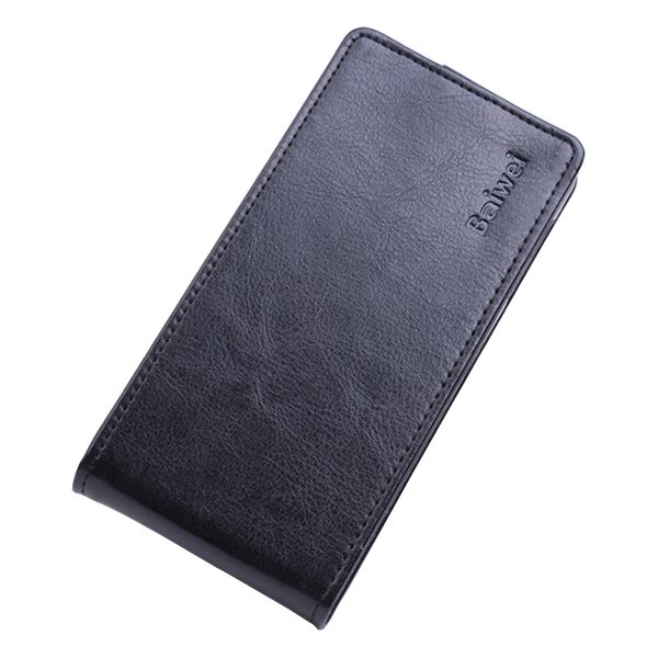 Flip Up And Down PU Leather Protective Case For Lenovo Vibe X3