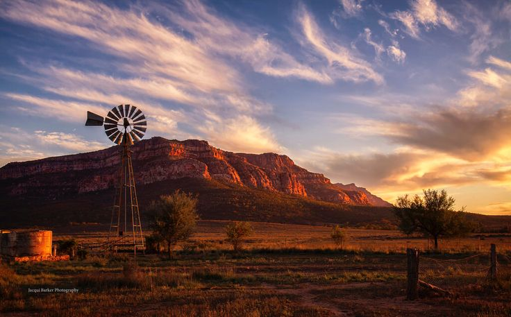Rawnsley Bluff - Flinders Ranges South Australia