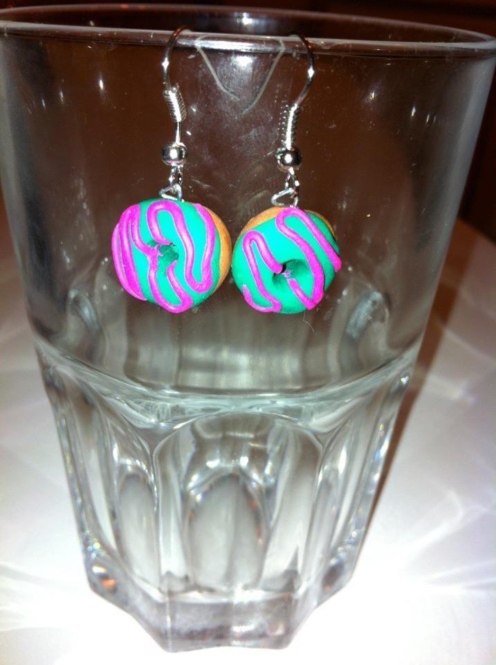 MicheLaPasticciona: NON SOLO TORTE....  sweet handmade jewels