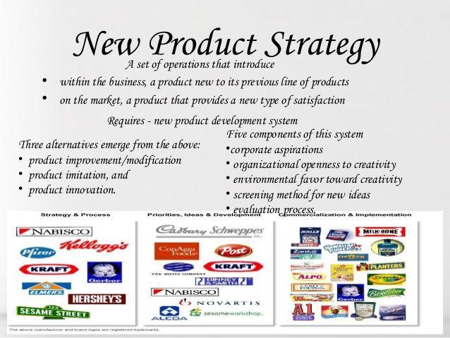 new product strategy   marketing strategies