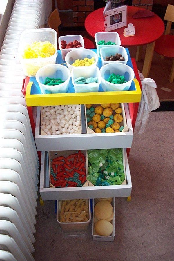 Restaurant in de klas 01 Nutsschool Maastricht