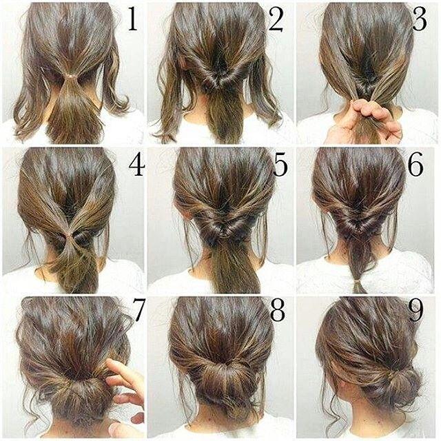 """3,883 Likes, 57 Comments -  Lulu Azevedo (@blogprincesaebeleza) on Instagram: """"Penteado fácil que dá pra ser feito tanto em cabelos longos como mais curtos! . . . #hair…"""""""