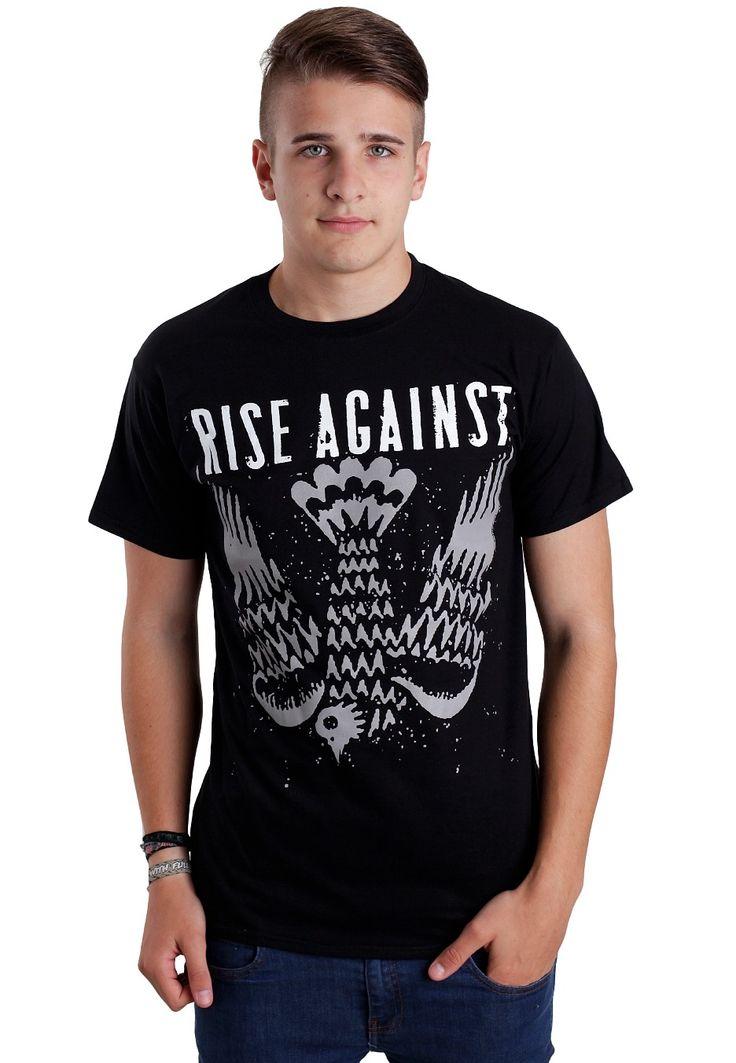 Compra Rise Against - Fall - Camiseta de Rise Against por €17,99 por un precio fantástico (16/09/14) en la tienda online Impericon ES.
