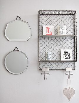 Tribeca Wall Rack by Rose & Grey. Beaut.