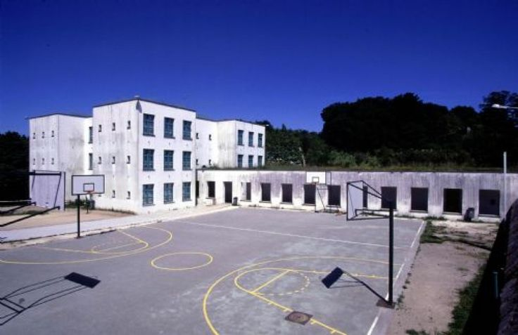 Escuela Raiña Fabiola, Santiago de Compostela / Giorgio Grassi, 1992-1994