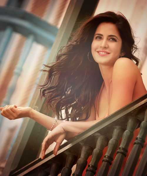 Normally I'm without make-up, my hair all over my face; I'm dressed in regular clothes.  I love myself for what I really am. - Katrina Kaif
