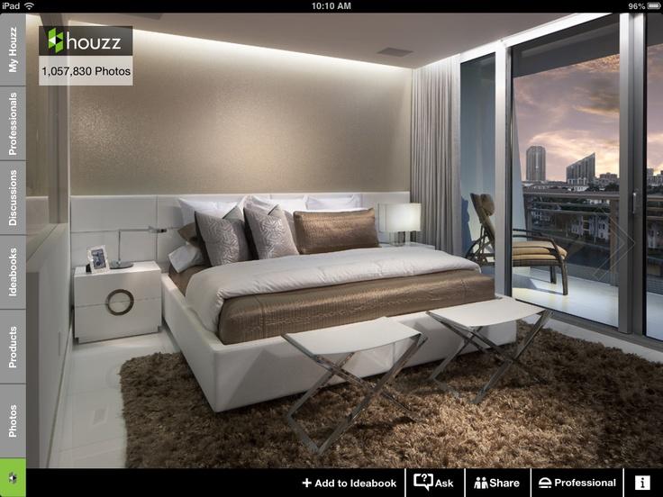 houzz modern bedroom designmodern - Houzz Bedroom Design