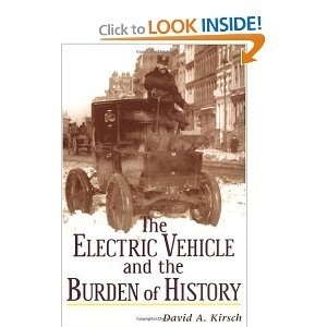 The history of electric vehicles in the US from 1890-1920.