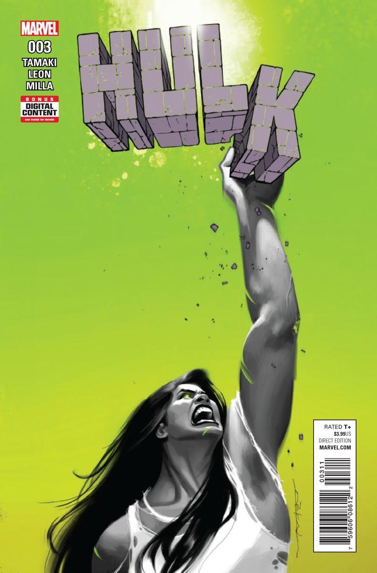 Hulk (2016) Issue #3