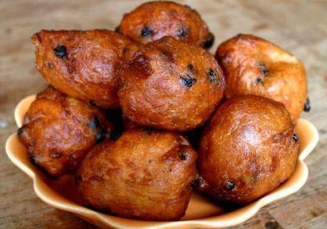 Recept: Suikervrije en Zuivelvrije Oliebollen (Vegan)