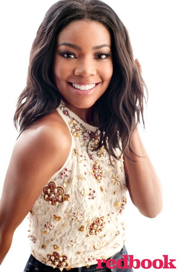 Gabrielle Union, Erin Andrews, and Maria Menounos Dish on Making It Work in REDBOOK's October Issue