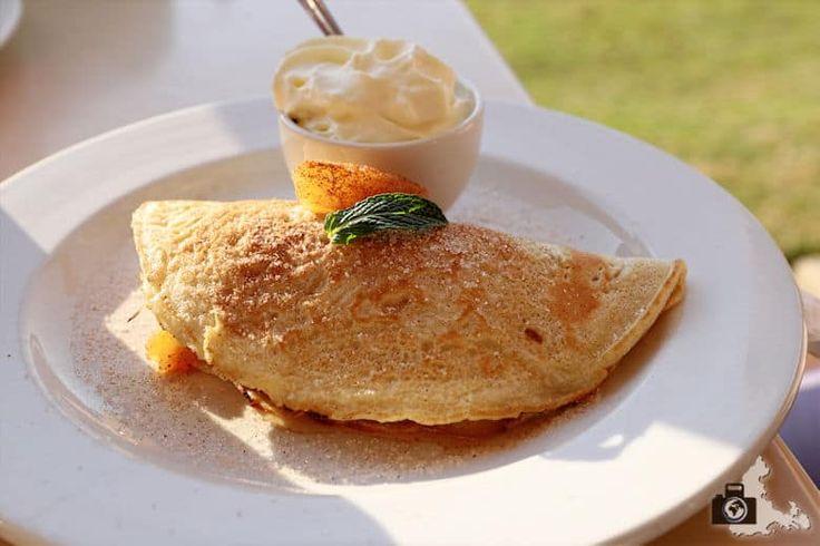 Rose Cottage Restaurant in Dullstroom - Pancakes