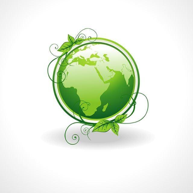 الارض الخضراء ناقلات نبذة مختصرة فني خلفية Png والمتجهات للتحميل مجانا Green Image Illustration Abstract