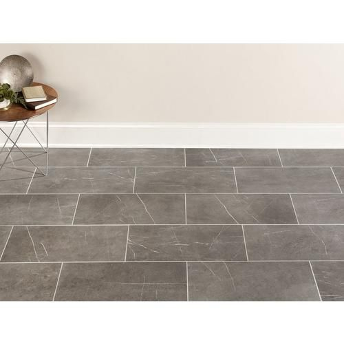 Avon Gray Porcelain Tile Stone Look