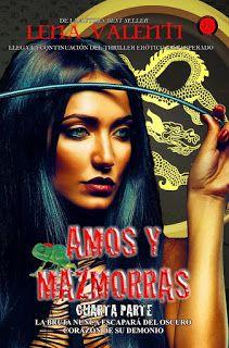 Leituras da Lu: Amos e Masmorras 4 - A Bruxa nunca escapará do esc...