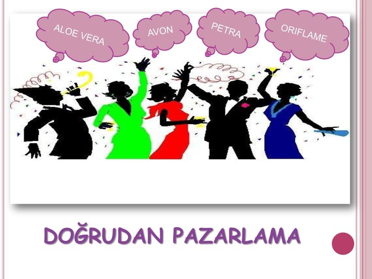Doğrudan pazarlama by Suleyman Bayindir via slideshare