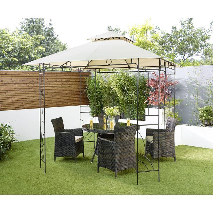 The Arosa Gazebo Is An Attractive Garden Gazebo Perfect