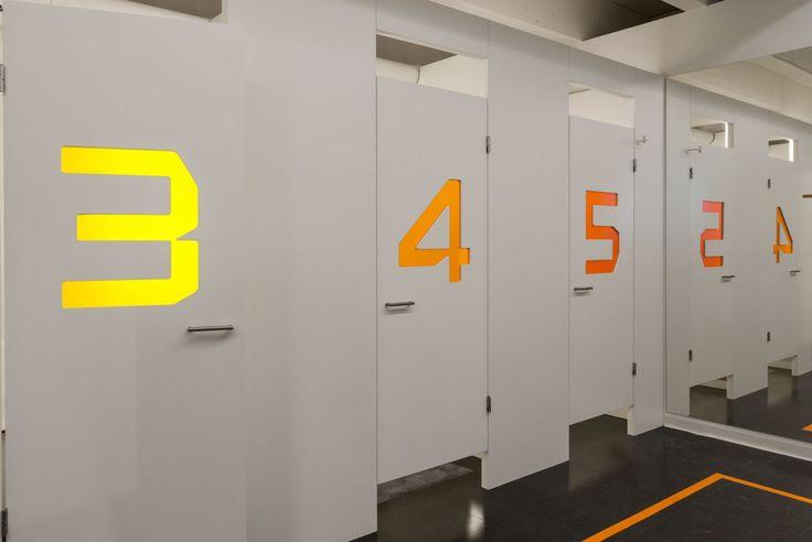 26 best changing rooms images on pinterest changing room for Door design lab