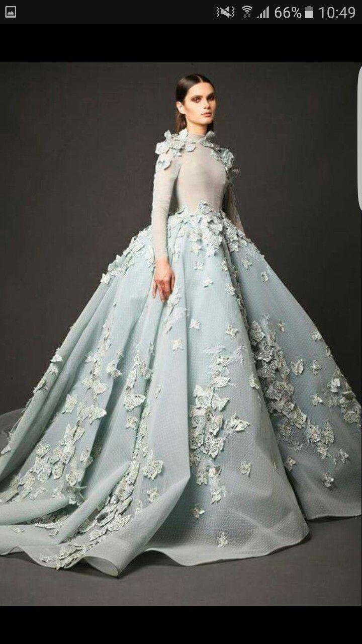 203 besten Dream Dresses Bilder auf Pinterest   Traumkleid ...