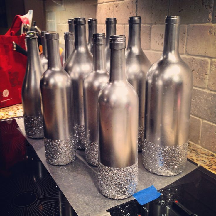 1000+ ideas about Spray Painted Bottles on Pinterest ...