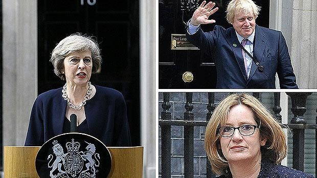 Theresa May has begun a brutal cull of the Cabinet in her first day as Prime…