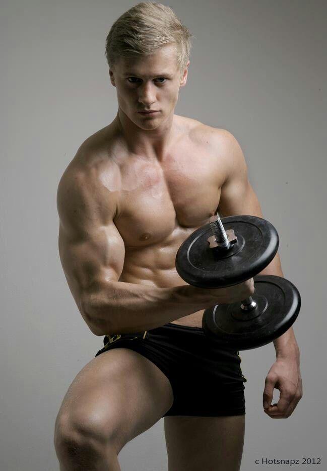 SIMON GEORGE male fitness model © SIMON BARNES hotsnapz