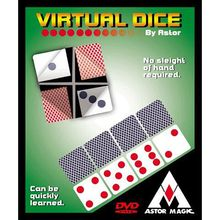 Virtual Dice by Astor - Trick