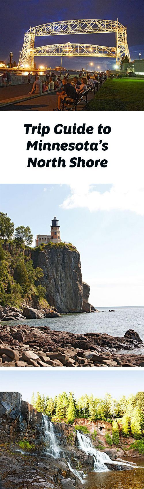 Sprawling parks and maritime marvels line Minnesota's Lake Superior shore between Duluth and Grand Portage. Trip guide: http://www.midwestliving.com/travel/minnesota/north-shore/north-shore-trip-guide/