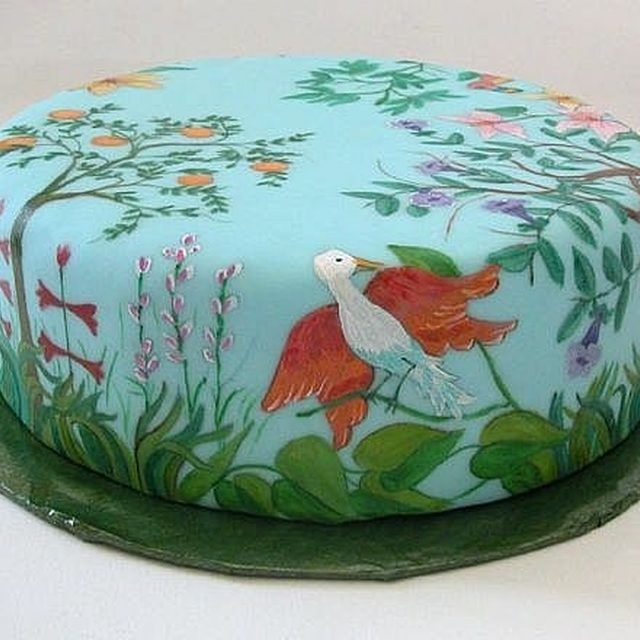Paint a Cake