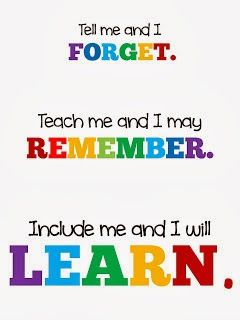 Include Me and I Will Learn: Blog post about learning technology in the classroom. Lots of literacy ideas.