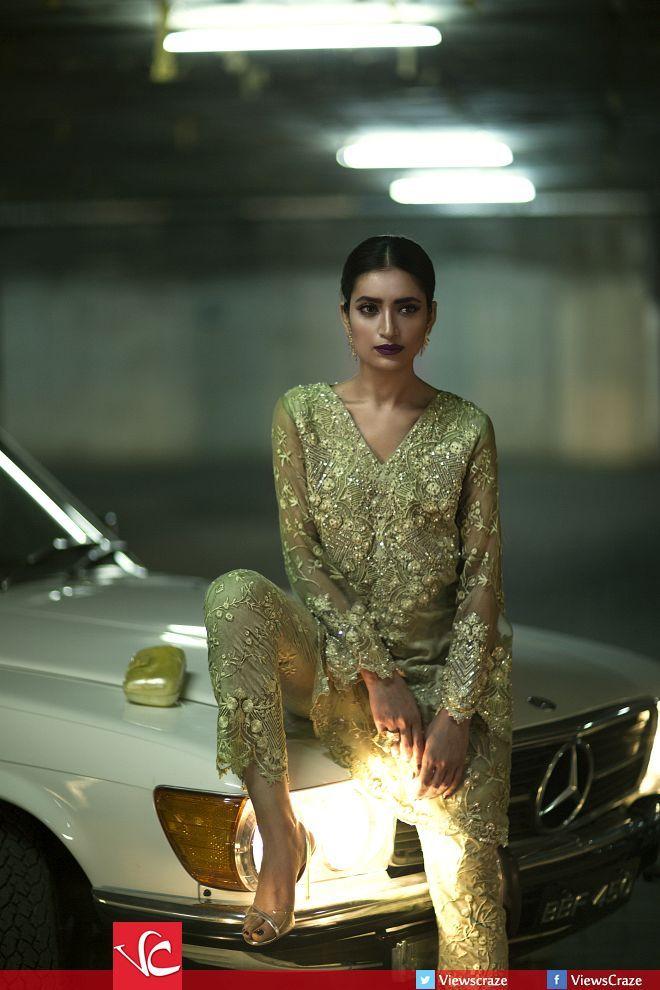 Saira Rizwan S/S Formal Wear Collection 2016