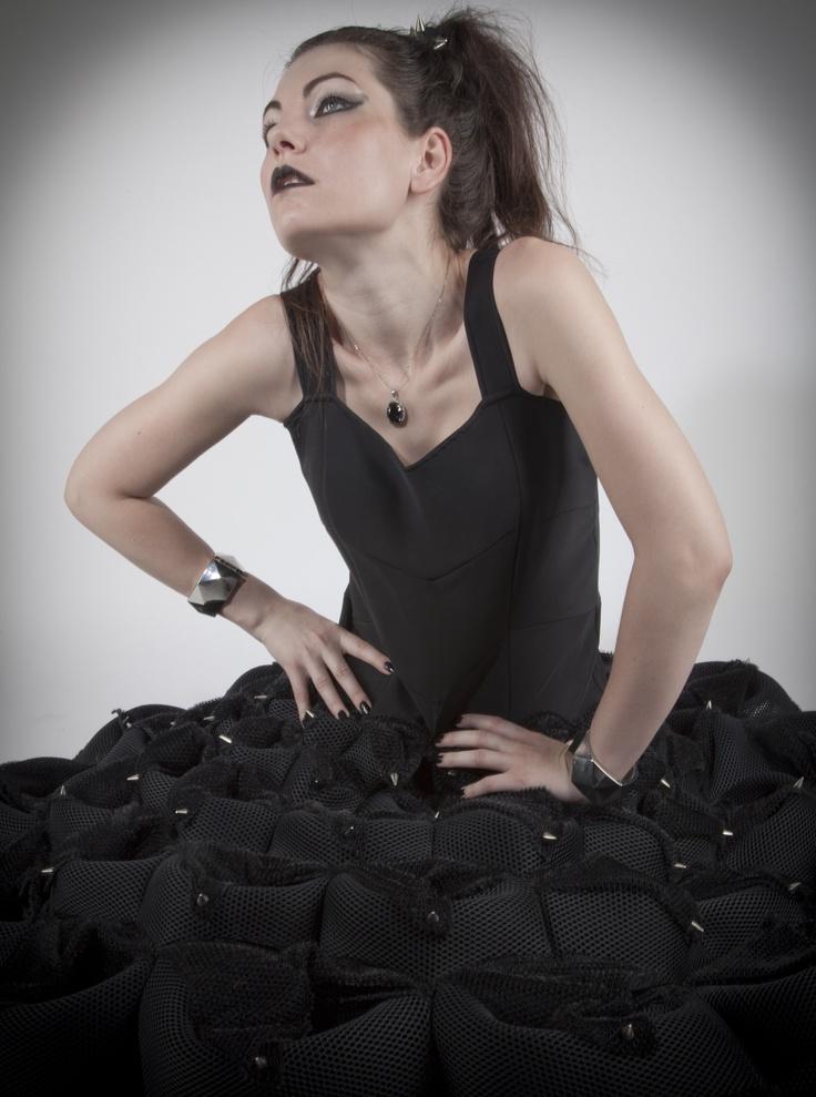 Fashion and Textile Design: Emma Green [photographer Willow Mirza]