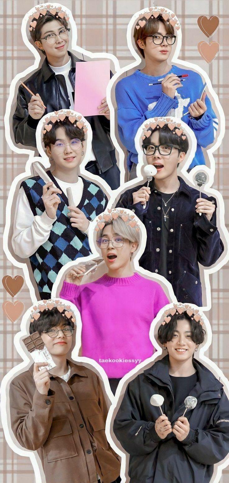 7 Cute Baby S Di 2021 Selebriti Selebritas Gambar Fandom Bts wallpaper cute 2021
