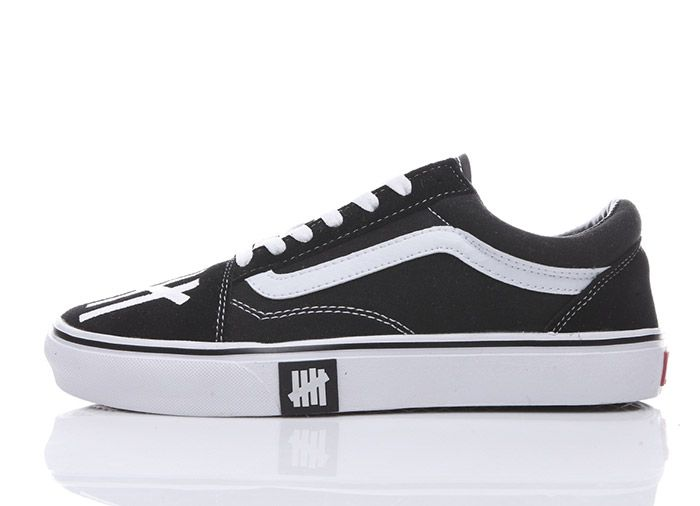 83d8591555d1 Vintage Clot x Vans Old Skool Black Skate Shoes For Sale  Vans ...