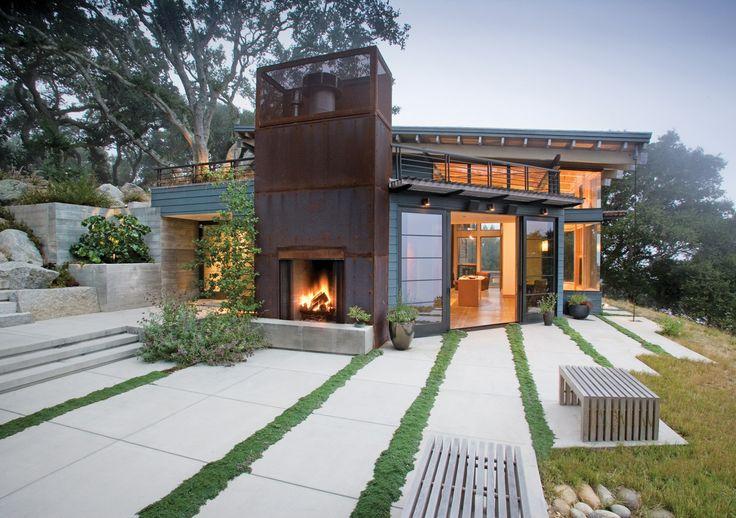 Feldman Architecture Outdoor Living Pinterest