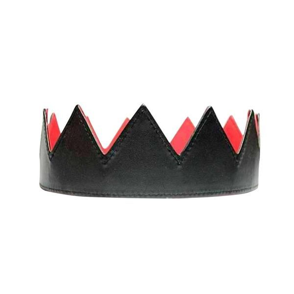 BLACK LEATHER CROWN EYE HUNEE  $60.00  https://www.thefuturedream.eu/collections/men-hat-snapback/products/black-leather-crown-1?utm_content=buffer86114&utm_medium=social&utm_source=pinterest.com&utm_campaign=buffer   #fashion #swag #style #stylish #socialenvy #PleaseForgiveMe #me #swagger #photooftheday #jacket #hair #pants #shirt #handsome #cool #polo #swagg #guy #boy #boys #man #model #tshirt #shoes #sneakers #styles #jeans #fresh #dope