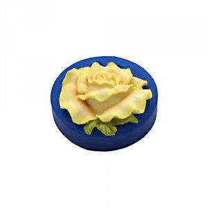 """First Impressions Molds Silicone Mould - Rose - 2½"""" Golda's Kitchen"""