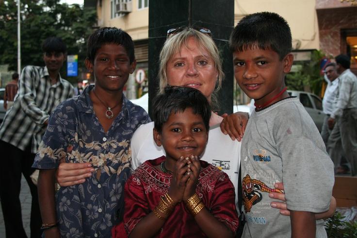 Mumbay's boys and girls