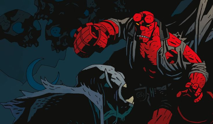 Hellboy No Está Muerto, Reboot De La Película Para Comenzar A Grabar Pronto