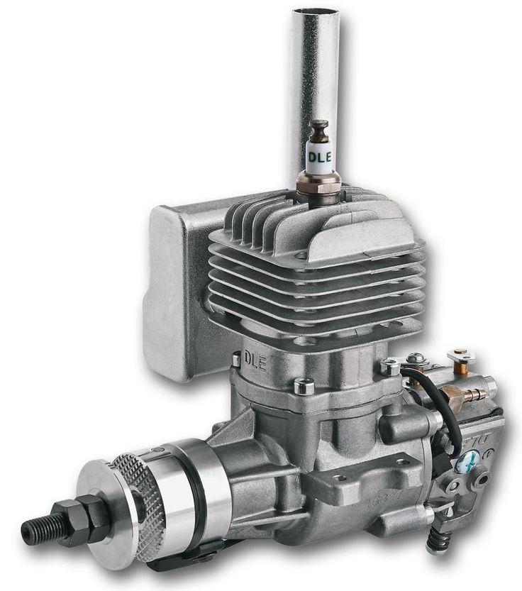 DLE-20 Gasoline engine