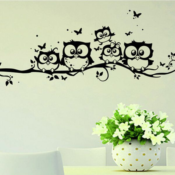 17 best ideas about minimalist wall stickers on pinterest for Como pegar papel mural en madera