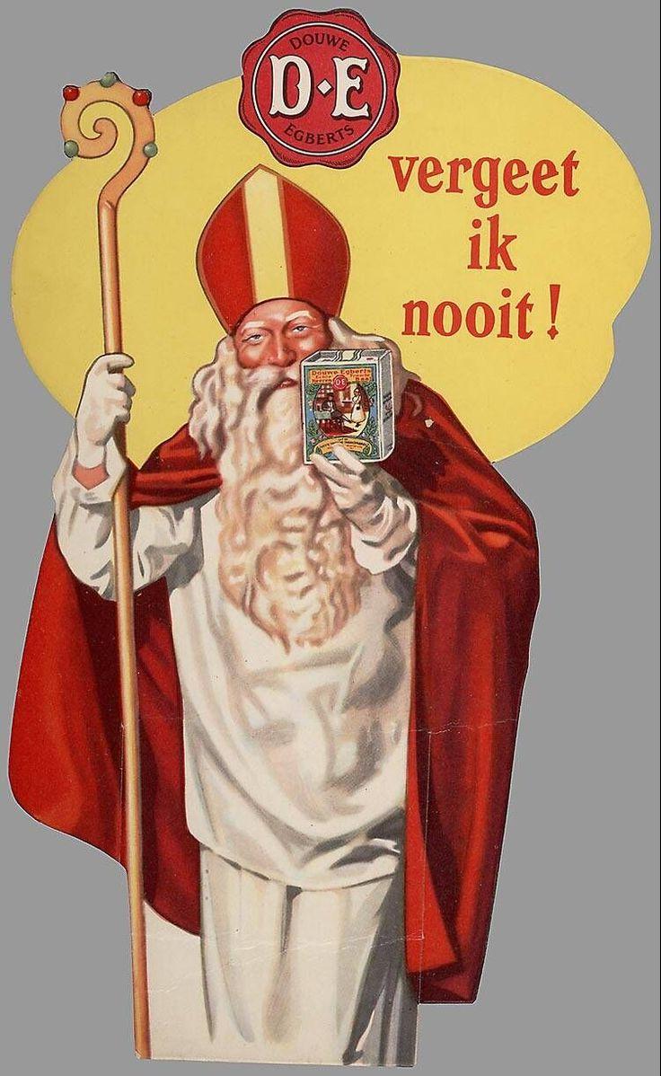 Douwe Egberts, Dutch coffee ad