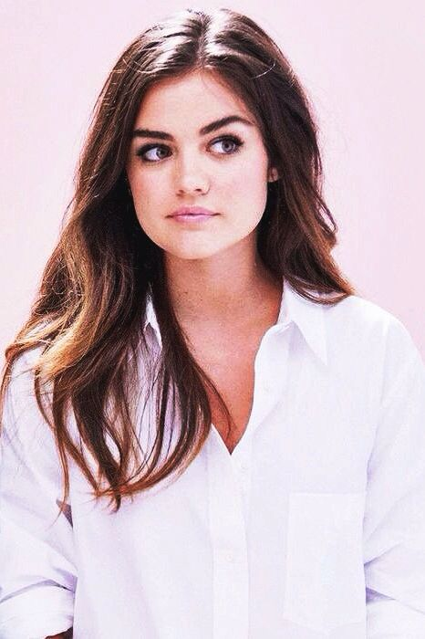 Lucy Hale - Is it weird I think she'd make a great Alice Longbottom in a Harry Potter prequel?