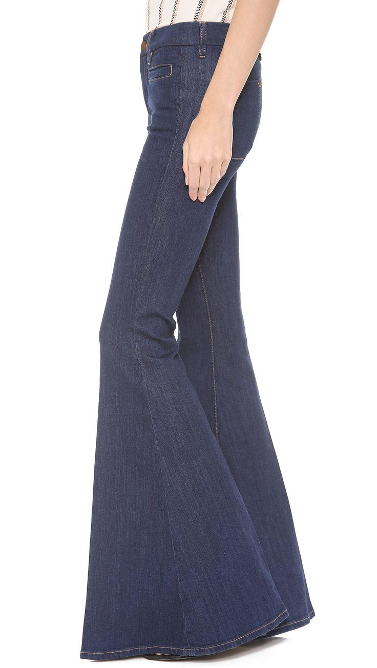 MiH Marrakesh Super Flare Jeans
