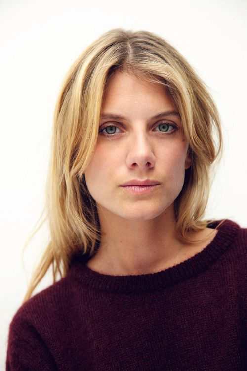 Mélanie Laurent. She is a wonderful French actrice who played roles in WWII movies as 'Inglourious Bastards' , '' La Raffle'.. etc. Films you must see..!!! xxx