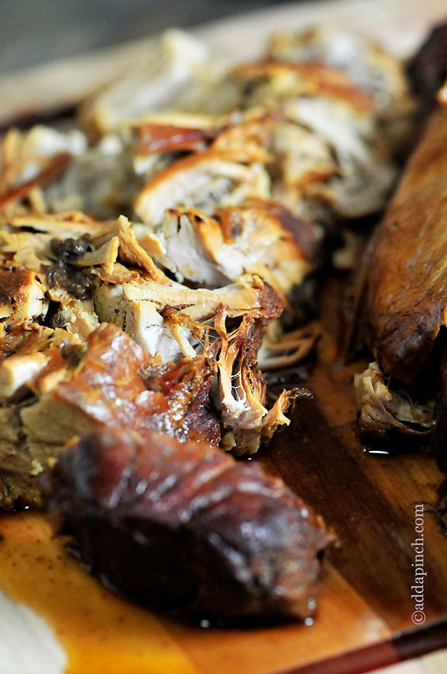 Slow Cooker Balsamic Pork Tenderloin Recipe from addapinch.com..We loved this recipe...my husband said everytime pork tenderloins go on sale we should make it...loved the balsamic flavor..and soooo easy!