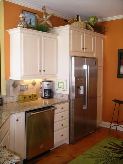 Kitchen Cabinets Around Fridge 14 best images about pull out cabinet next to fridge on pinterest